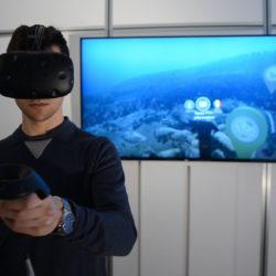 DryVisit in realtà virtuale immersiva