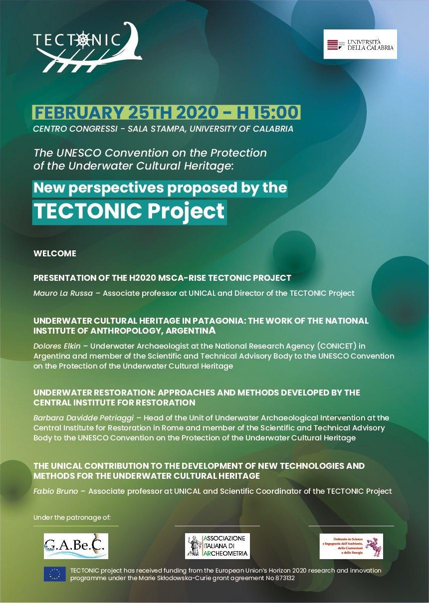 Tectonic Project presents itself